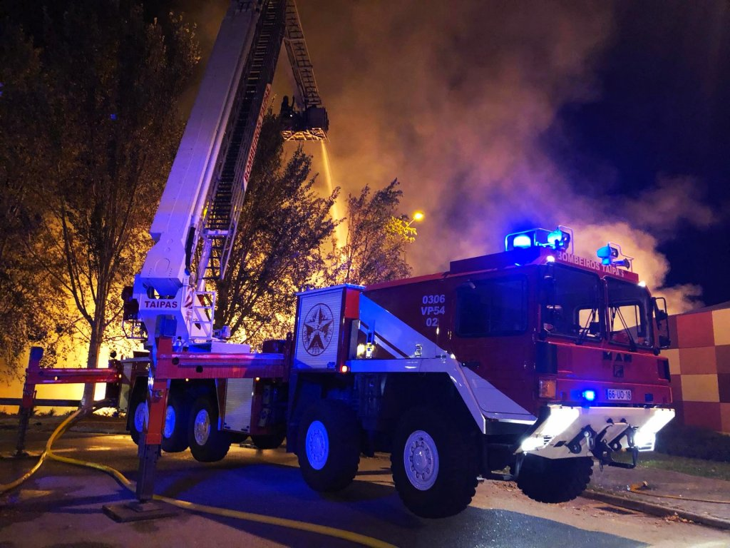 Incêndio Arcos e Valdevez (3)