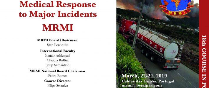 Bombeiros das Taipas recebem formação MRMI