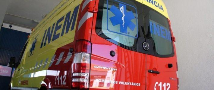 Nova Ambulância para Bombeiros das Taipas.
