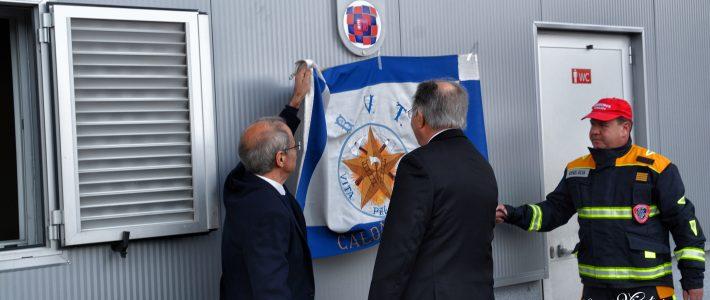 Inauguração da requalificação da ULF
